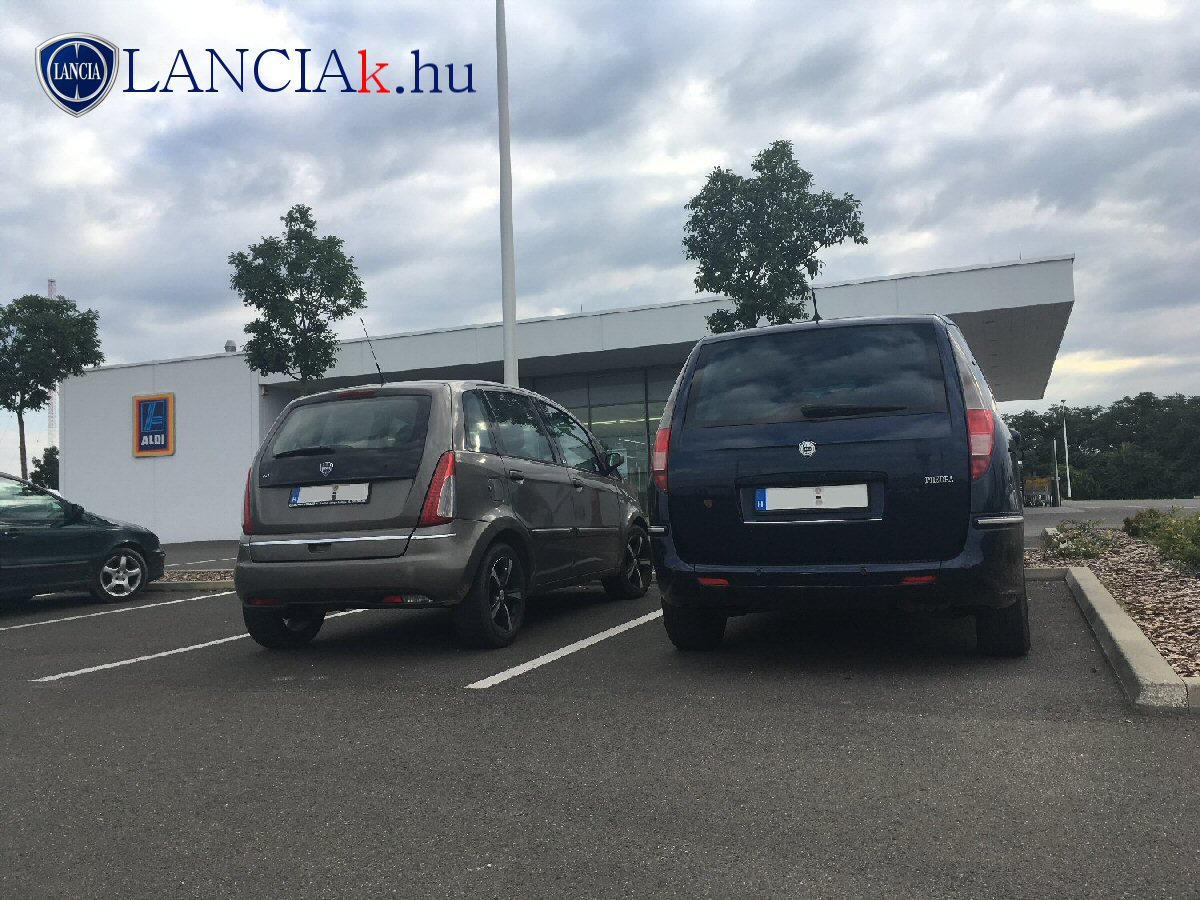 Lancia Musa és Lancia Phedra